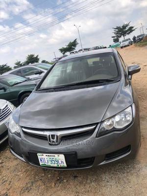Honda Civic 2007 1.4 Gray   Cars for sale in Abuja (FCT) State, Katampe