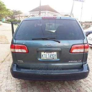 Toyota Sienna 2003 LE Blue | Cars for sale in Lagos State, Alimosho