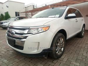 Ford Edge 2012 White | Cars for sale in Lagos State, Magodo