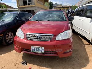 Toyota Corolla 2006 S Red | Cars for sale in Lagos State, Abule Egba