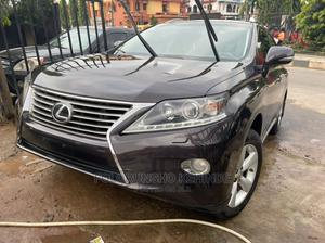 Lexus RX 2013 350 AWD Gray | Cars for sale in Lagos State, Ikeja