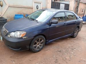 Toyota Corolla 2005 S Blue | Cars for sale in Lagos State, Ifako-Ijaiye