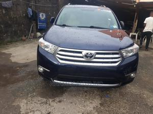 Toyota Highlander 2011 Limited Blue | Cars for sale in Lagos State, Isolo