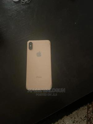 Apple iPhone XS 64 GB Gold | Mobile Phones for sale in Lagos State, Abule Egba