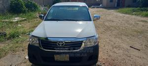 Toyota Hilux 2010 White | Cars for sale in Lagos State, Ikorodu