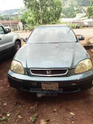 Honda Civic 2002 Blue   Cars for sale in Enugu State, Enugu