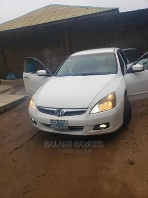 Honda Accord 2004 2.4 Type S Automatic White | Cars for sale in Oyo State, Ibadan