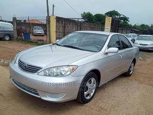 Toyota Camry 2005 Silver | Cars for sale in Lagos State, Ifako-Ijaiye