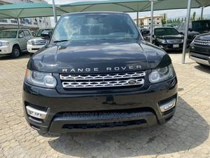Land Rover Range Rover Sport 2014 Black   Cars for sale in Abuja (FCT) State, Central Business District