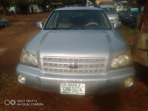 Toyota Highlander 2003 V6 AWD Silver | Cars for sale in Kwara State, Ilorin West