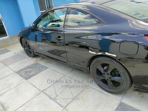 Toyota Solara 2006 2.4 Coupe Black | Cars for sale in Akwa Ibom State, Uyo