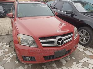 Mercedes-Benz GLK-Class 2011 350 4MATIC Red | Cars for sale in Lagos State, Ikeja