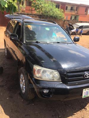 Toyota Highlander 2003 Black   Cars for sale in Kwara State, Ilorin West