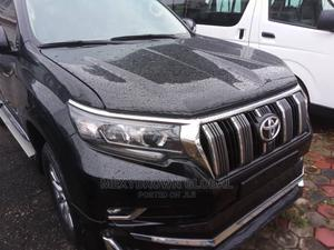 Toyota Land Cruiser Prado 2018 Black | Cars for sale in Lagos State, Maryland