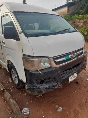 Toyota Hiace 2003 White   Buses & Microbuses for sale in Kwara State, Ilorin West
