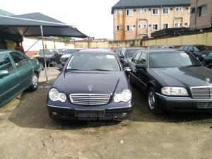 Mercedes-Benz C240 2004 Black | Cars for sale in Lagos State, Apapa
