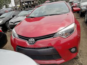 Toyota Corolla 2014 Red   Cars for sale in Lagos State, Apapa