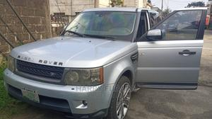 Land Rover Range Rover Sport 2010 HSE 4x4 (5.0L 8cyl 6A) Silver   Cars for sale in Rivers State, Port-Harcourt