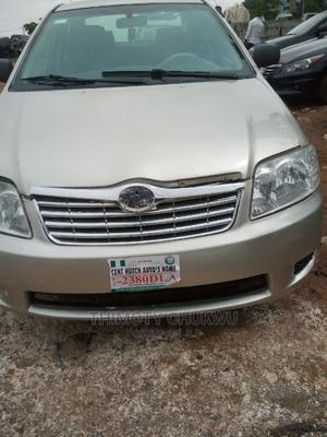 Toyota Corolla 2005 Silver   Cars for sale in Abuja (FCT) State, Gaduwa