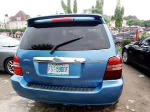 Toyota Highlander 2003 Blue | Cars for sale in Abuja (FCT) State, Asokoro