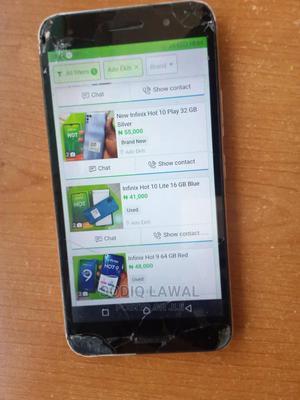 Infinix Hot 5 16 GB Gold | Mobile Phones for sale in Ekiti State, Ado Ekiti