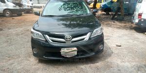 Toyota Corolla 2010 Black | Cars for sale in Abuja (FCT) State, Jabi