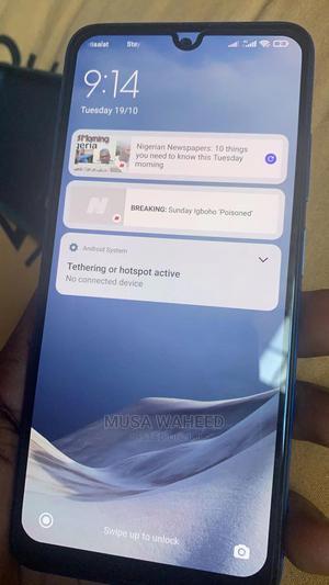 Xiaomi Redmi Note 10S 128 GB Blue   Mobile Phones for sale in Lagos State, Ikotun/Igando