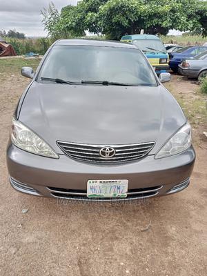 Toyota Camry 2004 Gray   Cars for sale in Kaduna State, Kaduna / Kaduna State