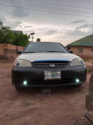 Honda Civic 2003 White | Cars for sale in Rivers State, Port-Harcourt