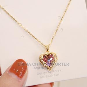 Heart Necklace | Jewelry for sale in Rivers State, Port-Harcourt