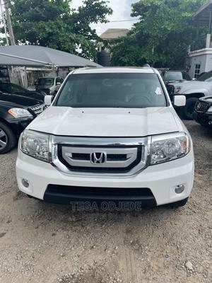 Honda Pilot 2010 White | Cars for sale in Lagos State, Amuwo-Odofin