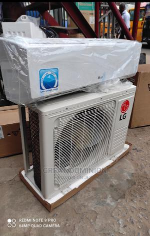 LG 1.5hp Split Unit Air Conditioner Super Fast Cooling 2YRS | Home Appliances for sale in Lagos State, Ojo