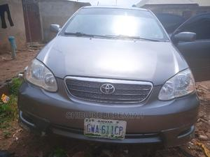 Toyota Corolla 2007 S Gray   Cars for sale in Abuja (FCT) State, Lugbe District