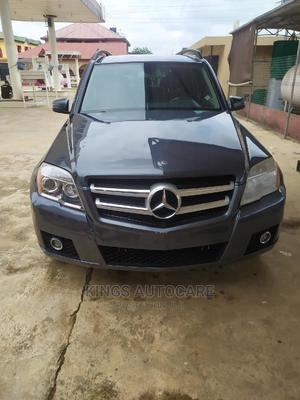 Mercedes-Benz GLK-Class 2010 350 4MATIC Gray   Cars for sale in Lagos State, Alimosho