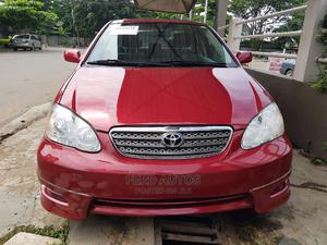 Toyota Corolla 2006 S Red   Cars for sale in Lagos State, Ikeja