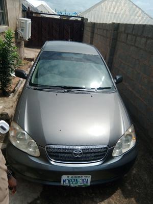 Toyota Corolla 2005 LE Gray   Cars for sale in Abuja (FCT) State, Dei-Dei