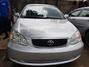 Toyota Corolla 2007 CE Silver   Cars for sale in Lagos State, Ikeja