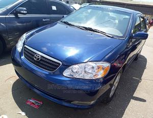 Toyota Corolla 2006 LE Blue   Cars for sale in Lagos State, Apapa