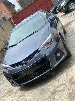 Toyota Corolla 2015 Gray   Cars for sale in Lagos State, Ikotun/Igando