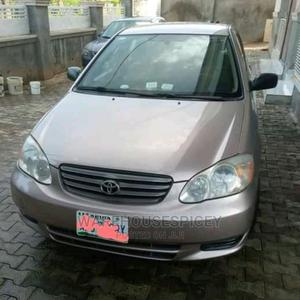Toyota Corolla 2004 LE Beige   Cars for sale in Abuja (FCT) State, Central Business District