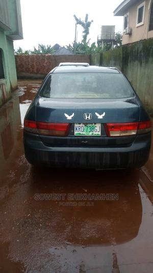 Honda Accord 2004 2.4 Type S Automatic Gray   Cars for sale in Edo State, Benin City