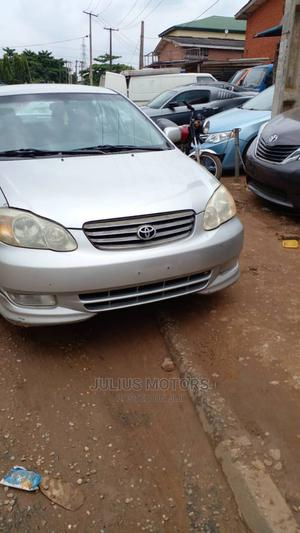 Toyota Corolla 2003 Silver   Cars for sale in Lagos State, Alimosho