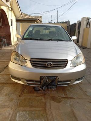 Toyota Corolla 2004 1.4 D Silver   Cars for sale in Oyo State, Ibadan