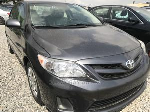 Toyota Corolla 2011 Gray   Cars for sale in Abuja (FCT) State, Jahi