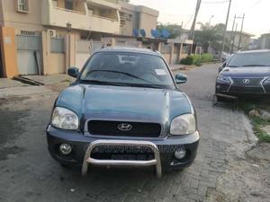 Hyundai Santa Fe 2005 Green | Cars for sale in Lagos State, Surulere