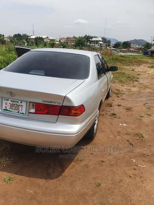 Toyota Camry 2002 Silver   Cars for sale in Abuja (FCT) State, Kubwa