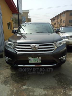 Toyota Highlander 2010 Limited Gray   Cars for sale in Lagos State, Magodo