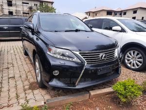 Lexus RX 2012 350 AWD Black | Cars for sale in Abuja (FCT) State, Wuse 2