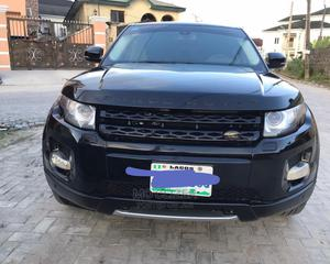 Land Rover Range Rover Evoque 2012 Black | Cars for sale in Lagos State, Ajah