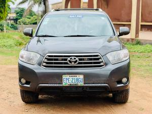 Toyota Highlander 2010 Limited Gray   Cars for sale in Lagos State, Ojodu